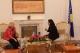 Presidentja Jahjaga priti Ambasadoren Melanne Verveer
